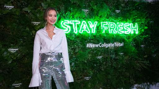 Jamie Chung at event