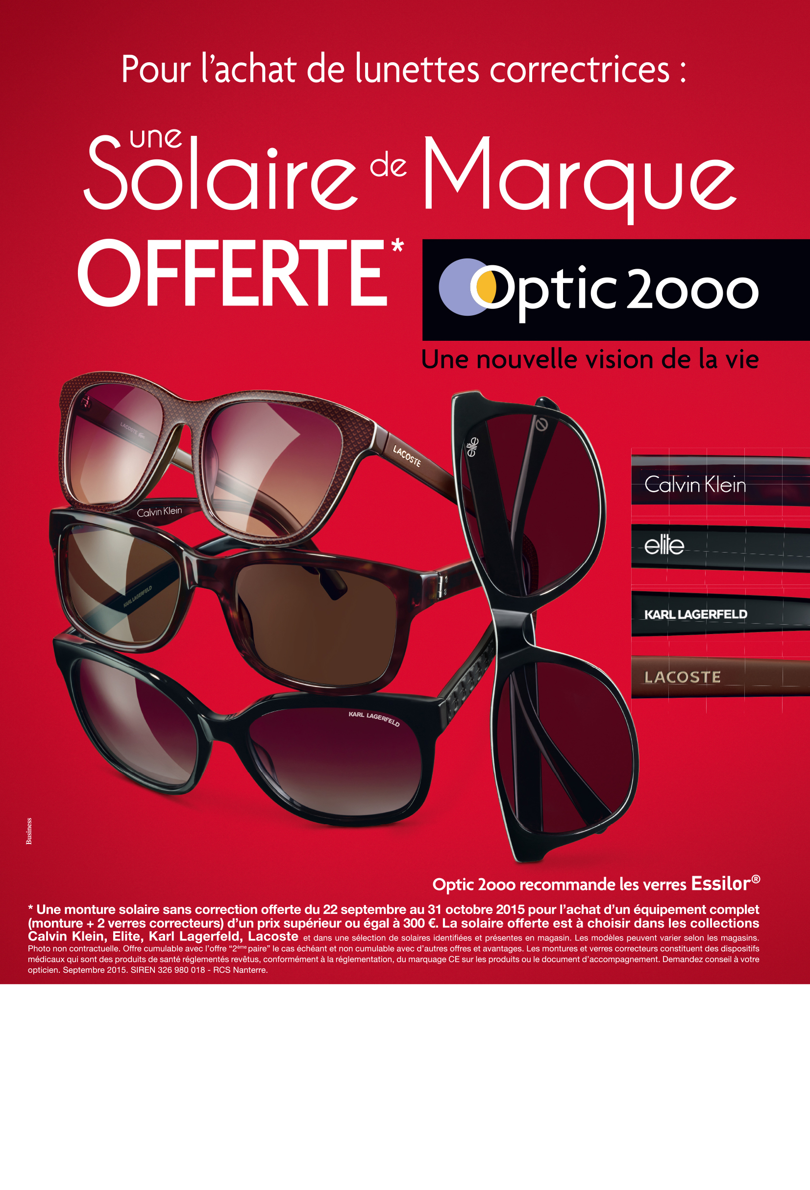 4414e4e5d6c0a Le professionnalisme d'Optic 2ooo incarné par 8 opticiens pour sa ...