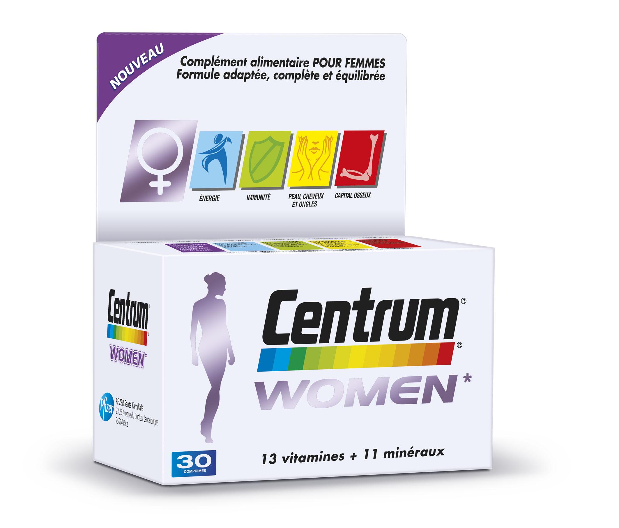 vitamine femme