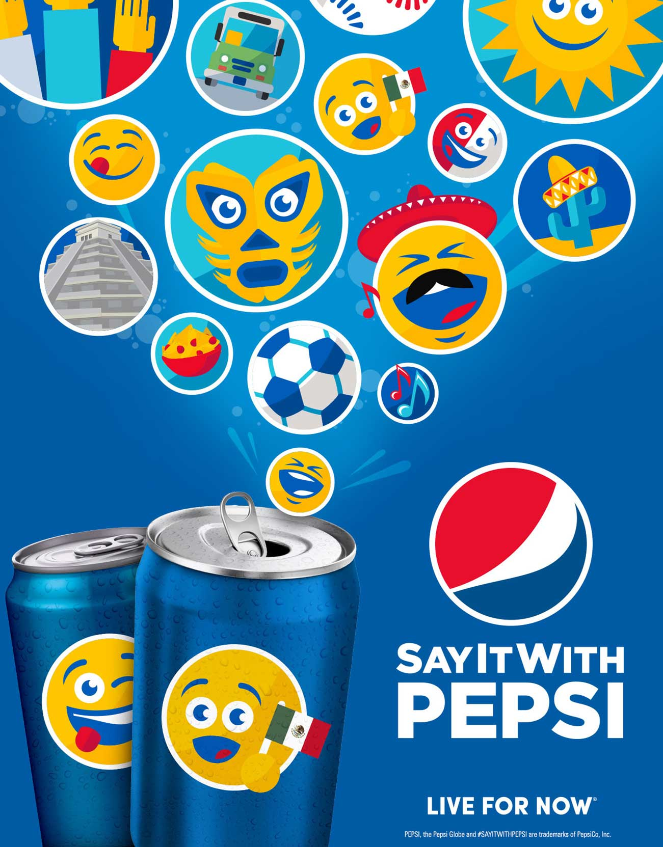 brand elements of pepsi Start studying mkt chpt 10 through repeated exposures of the various brand elements nutrasweet got a boost after both coke and pepsi started.