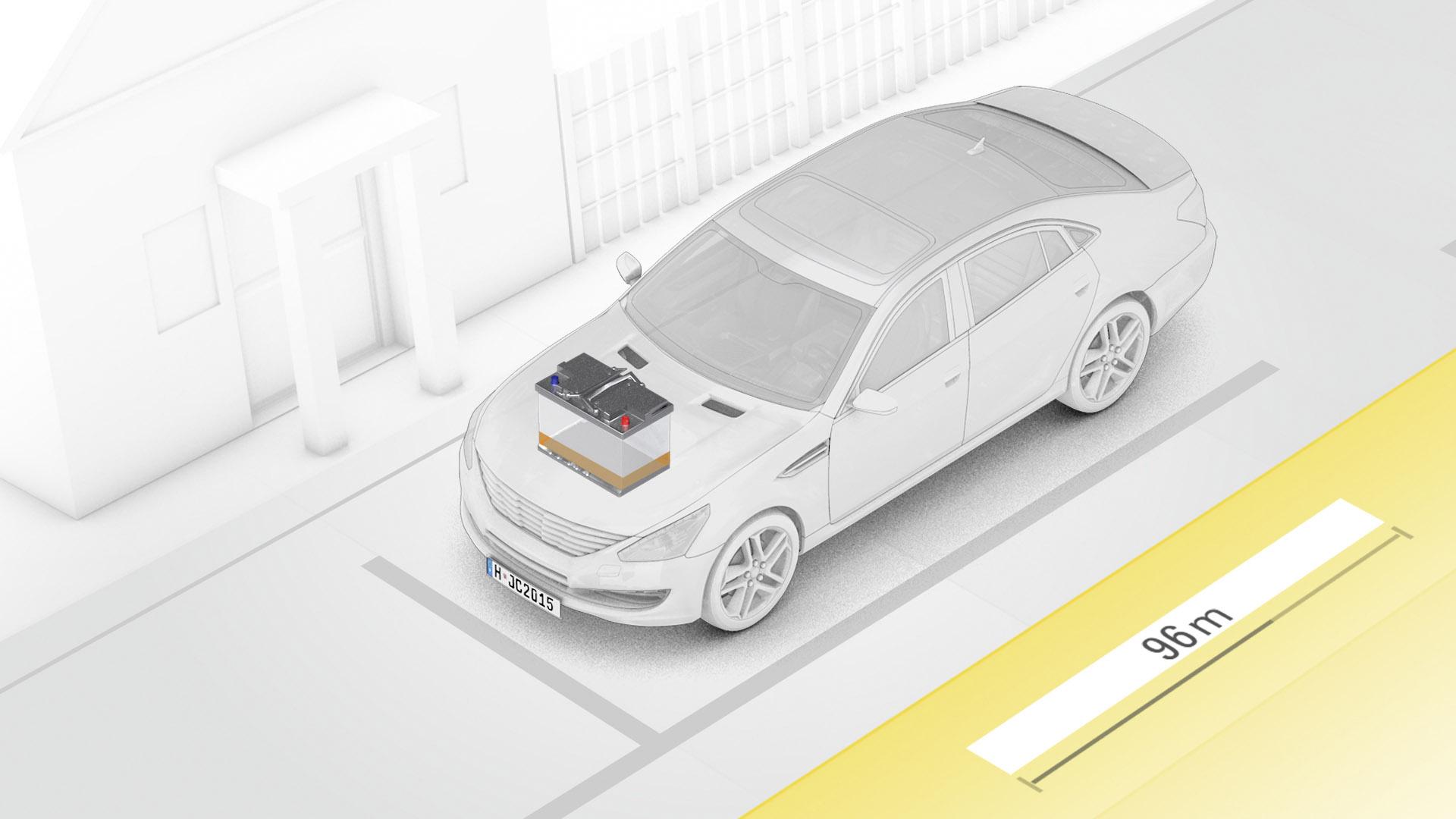 4 raisons pour lesquelles les batteries se d chargent et comment les automobilistes peuvent se. Black Bedroom Furniture Sets. Home Design Ideas