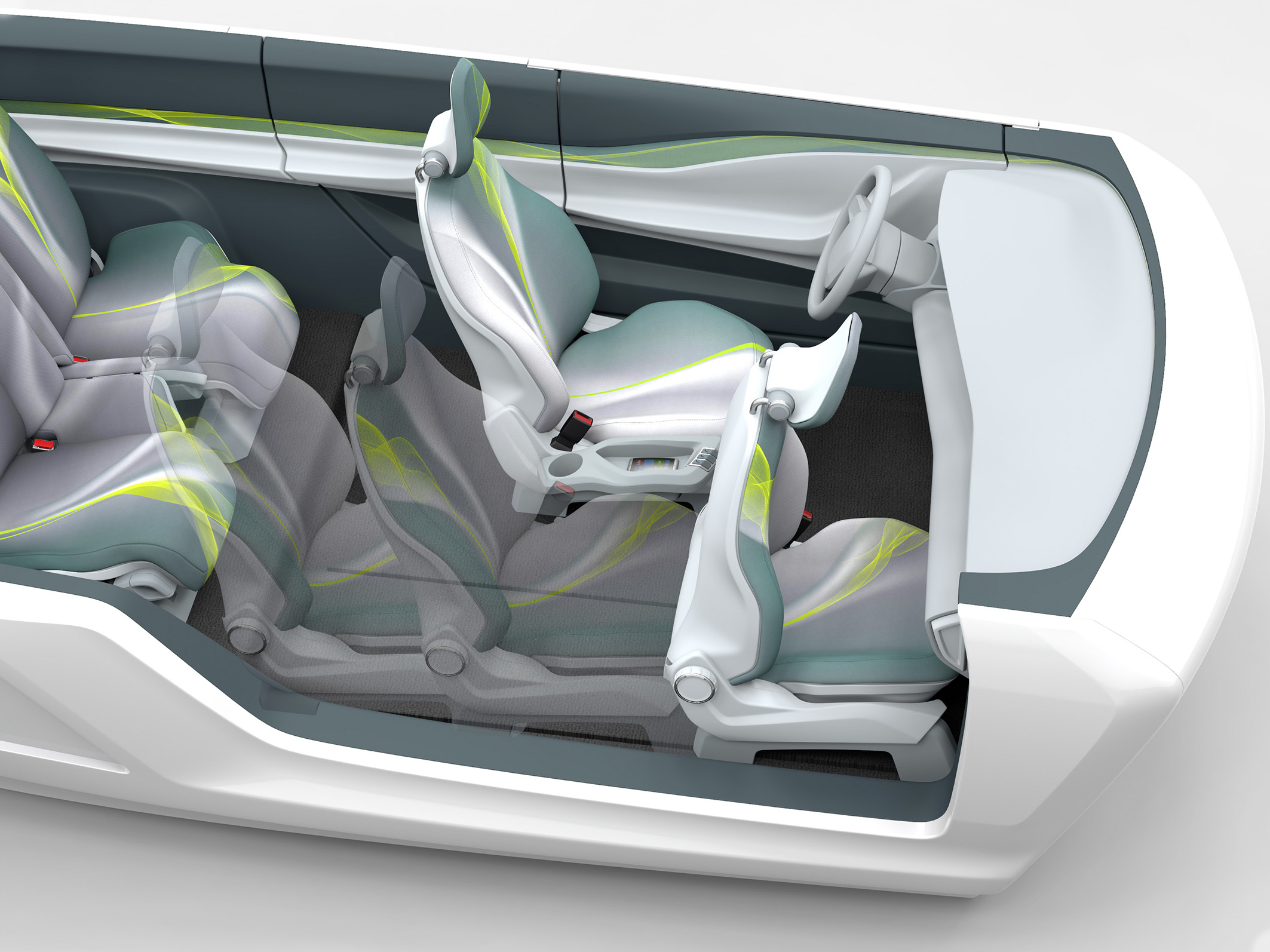Johnson Controls Presents New Sd15 Seating Vehicle Concept