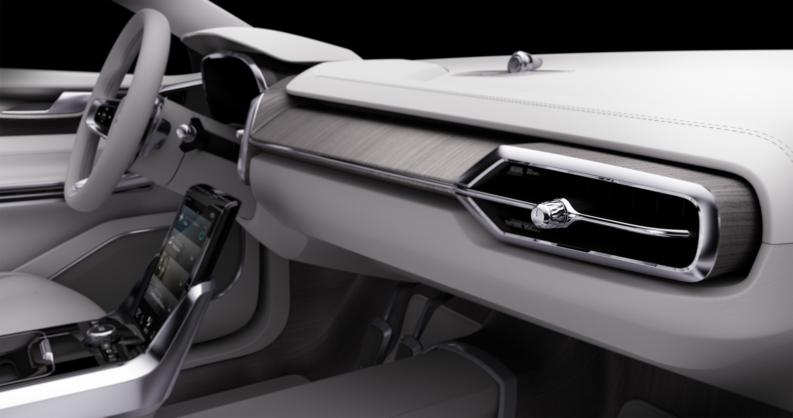 volvo cars unveils concept 26 delivering the luxury of time. Black Bedroom Furniture Sets. Home Design Ideas