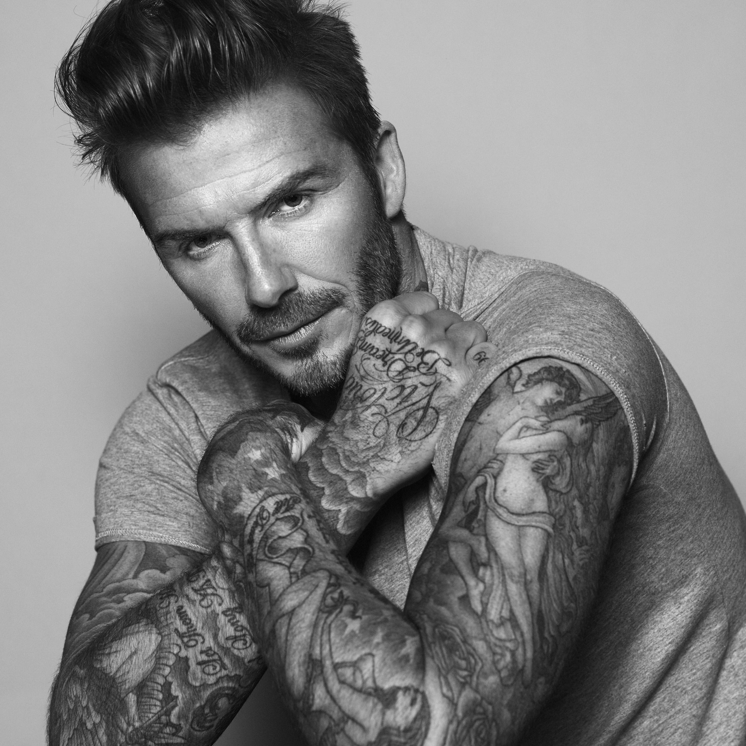 Biotherm Homme And David Beckham Sign LongTerm Partnership To - Hair product david beckham uses
