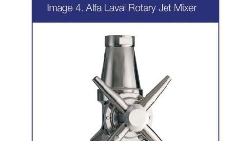 Alfa Laval's Hybrid Mixers Prevent Lumping in Food Production