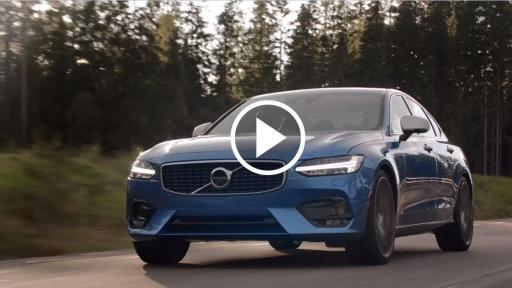 Volvo Cars reveals sporty S90 & V90 R-Design models