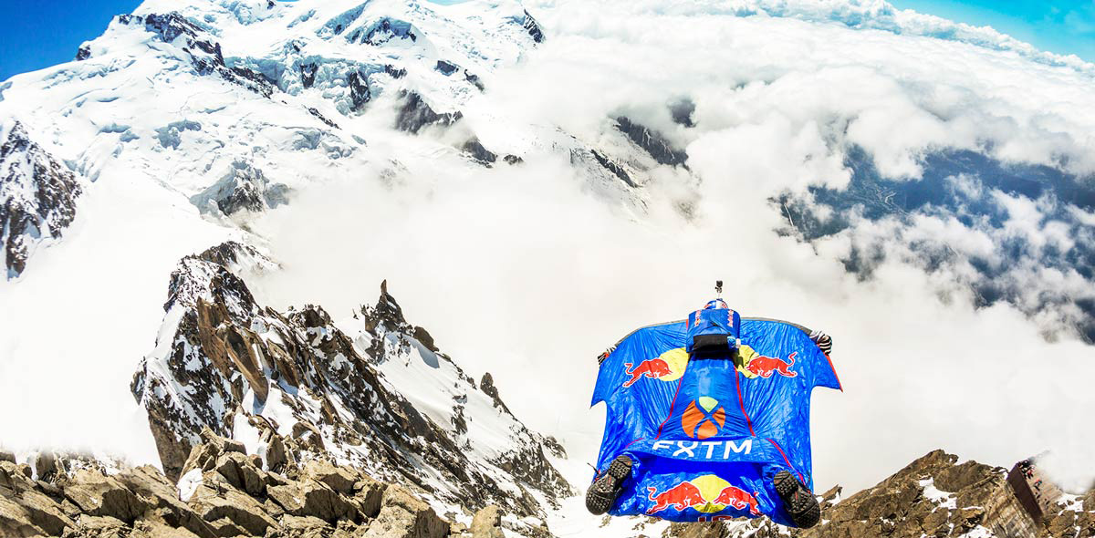 Fxtm Is Partnering With Legendary Base Jumper And Red Bull