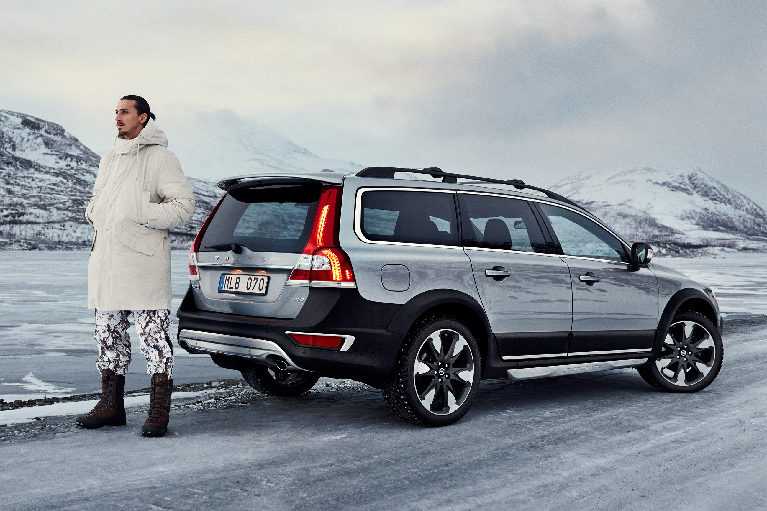 volvo cars travels down a familiar road with coming v90 cross countryVolvo Xc Cross Country #14