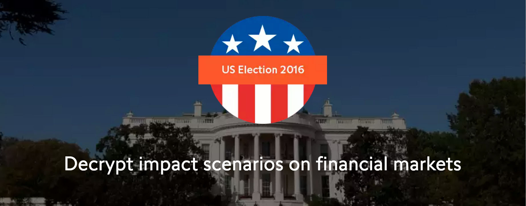 Swissquote Fintech Solution To Facilitate Real Time Us Presidential Election Opportunities