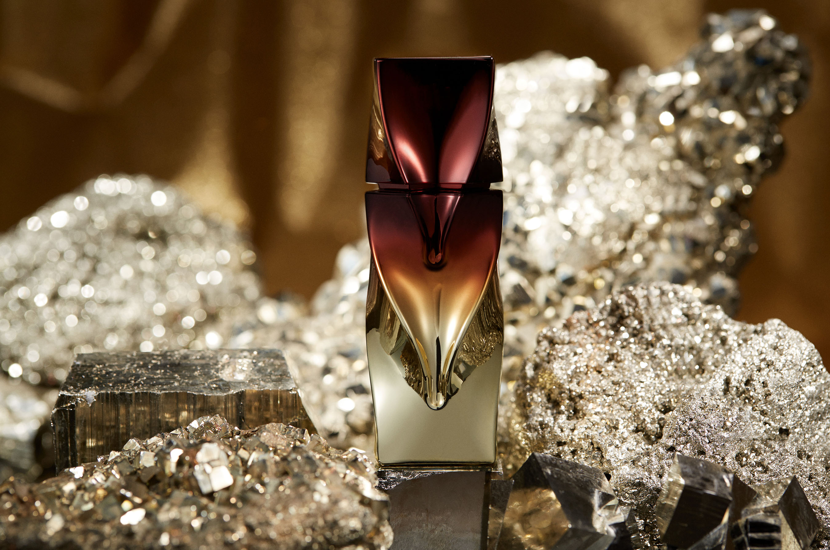 256ffd5782c3 THE ULTIMATE OPULENCE OF FRAGRANCE  CHRISTIAN LOUBOUTIN LAUNCHES THREE  PERFUME OILS