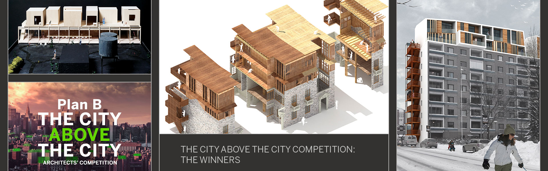 Young Architects Worldwide Create Solutions For Urbanisation In The U201cCity  Above The Cityu201d Competition