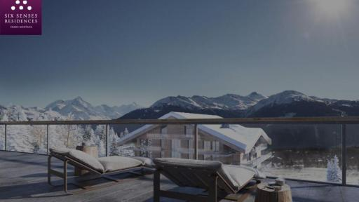 An innovative 17-apartment concept in Crans-Montana