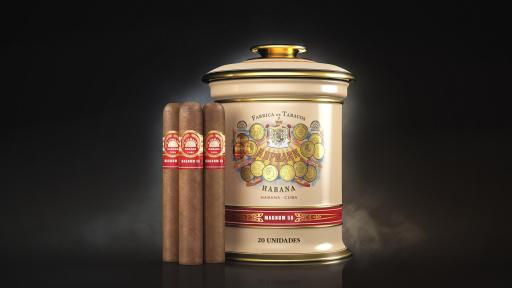 Image of The H. Upmann Magnum 56 Jar