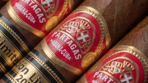 Image of Limited Edition cigars Partagás Legado