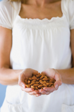 Another new study suggests almonds can be a part of a successful weight loss program.