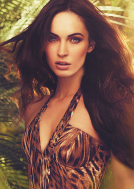 Actress Megan Fox named as the face of Instinct, a new duo of fragrances for him and her #AvonInstinct