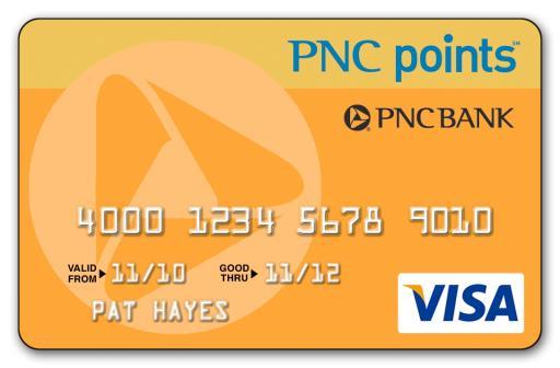 PNC Credit Card (Points)