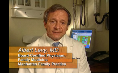 Albert Levy, MD
