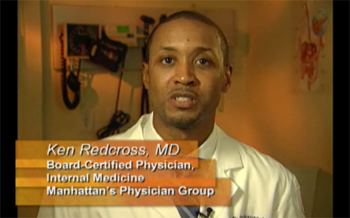 Ken Redcross, MD