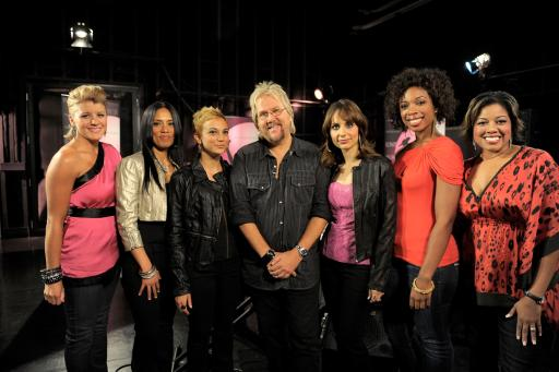 Semi Finalists with David Pack on July 15
