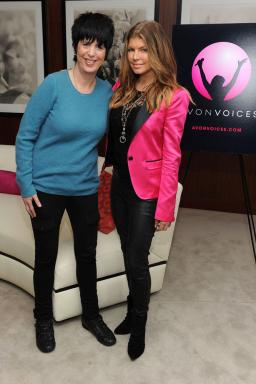 Photo of Diane and Fergie