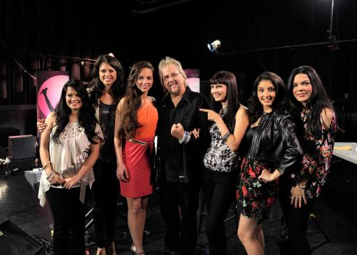 Semi Finalists with David Pack on July 18