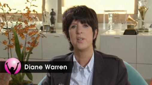 Diane Warren Video