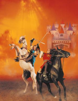 Tournament of Kings at Excalibur in Las Vegas