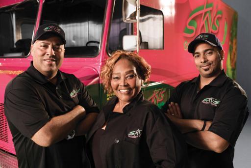 Team Skys Gourmet Tacos