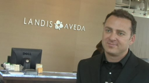 Landis AVEDA Lifestyle Salons Experience