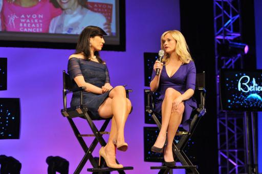 Andrea Jung & Reese Witherspoon
