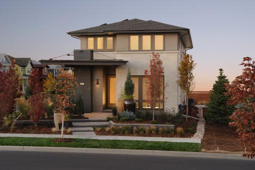HGTV Green Home 2011 Exterior