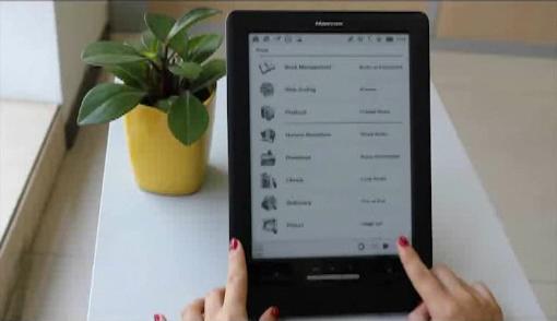 Hanvon Dual-Touch ERT Technology
