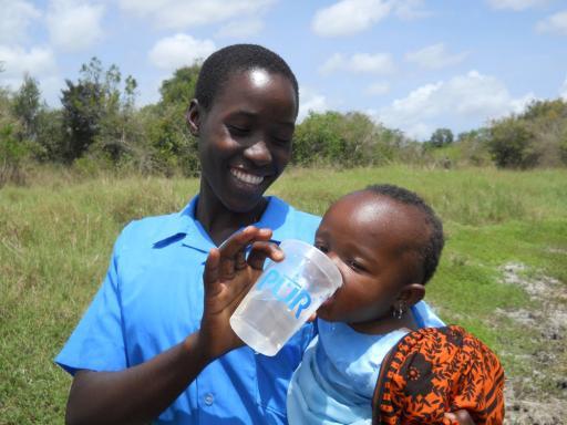 Children Enjoy Benefits of CSDW Program