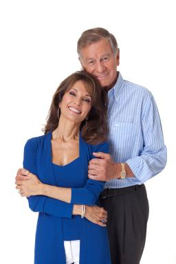 Susan Lucci and Helmut Huber 2