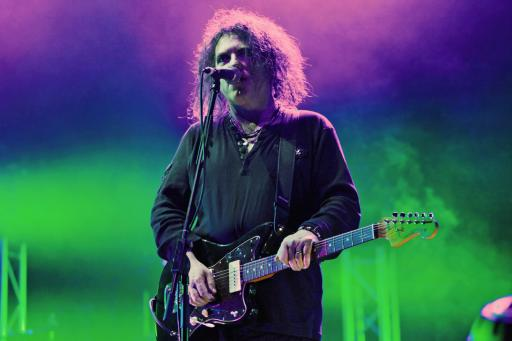 The Cure Vivid 2011