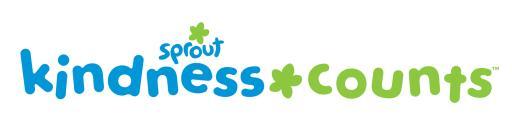 Kindness Counts Logo - Horizontal