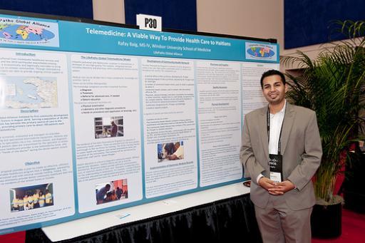 World-class research on telemedicine