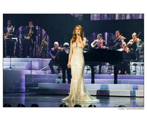 Celine Dion Returns