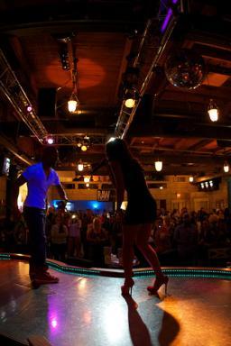 DJ $crilla & Lauren Lanzaretta @ RAW Cleveland