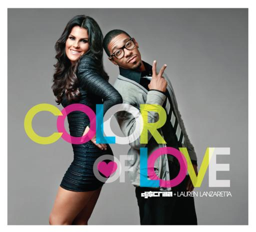 Color of Love CD Cover