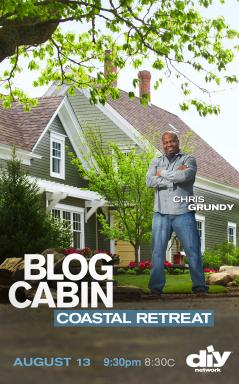 Chris Grundy, Blog Cabin