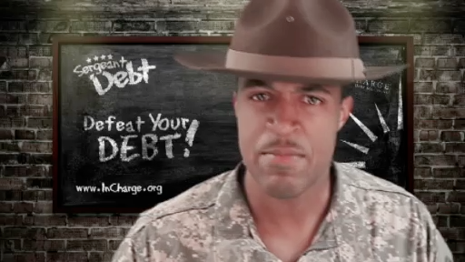 Episode 1: Sergeant Debt Wants YOU to Budget!