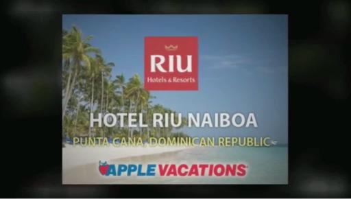 Hotel Riu Naiboa - Punta Cana, DR
