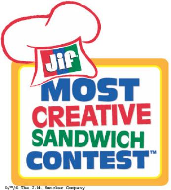 11th Annual Jif® Most Creative Sandwich  Contest™ Logo
