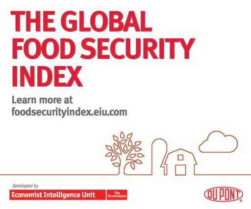 DuPont CEO Calls for Common Food Security Metrics