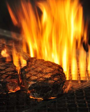 Jean Georges Steakhouse serves some of the best beef in the world