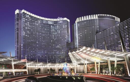 ARIA Resort & Casino in Las Vegas, NV