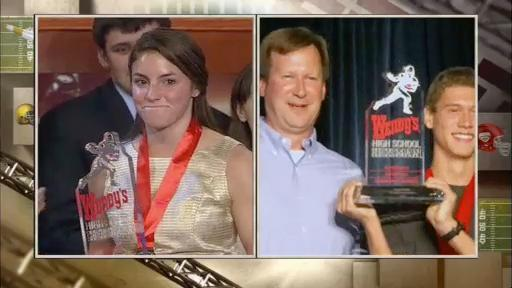 Wendy's High School Heisman National Winners