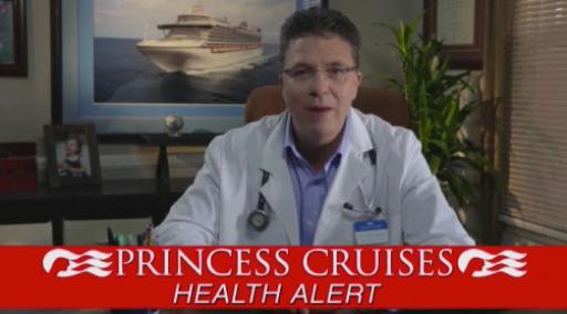 Cruise Vacation Side Effects - Princess Cruises Sanctuary